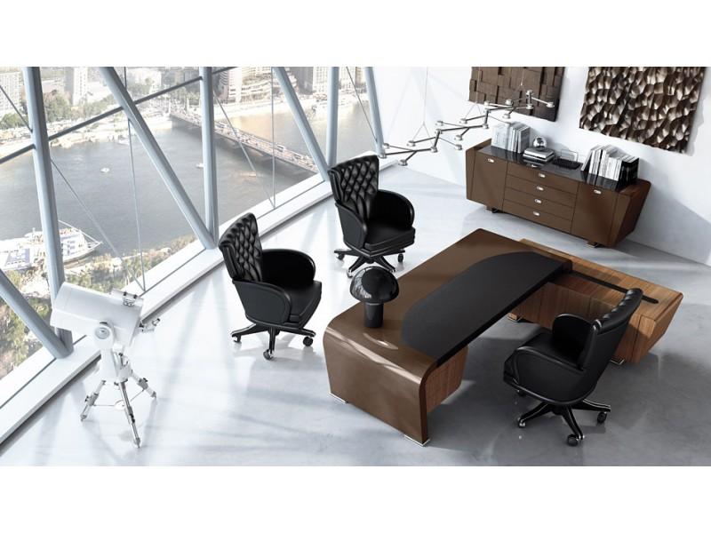 schreibtisch modern design, elegant stilvoller designer schreibtisch - vanity design, Design ideen