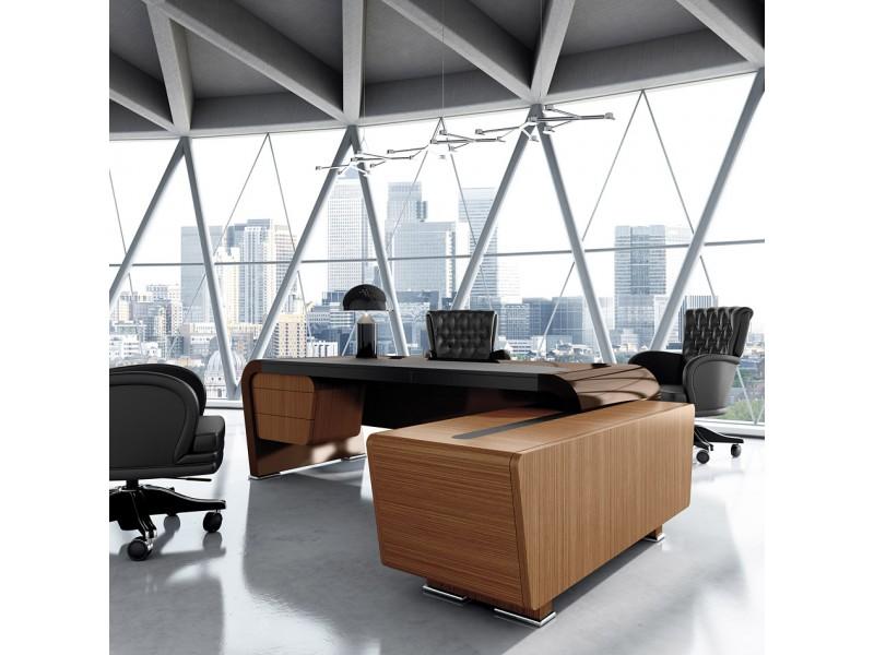 Bueromoebel design  elegant stilvoller Designer Schreibtisch - Vanity Design ...