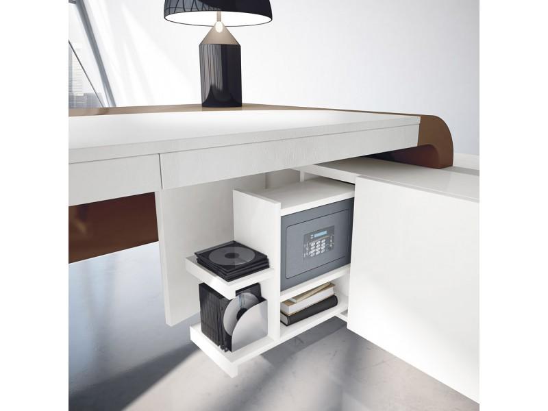 Eckschreibtisch design  elegant stilvoller Designer Schreibtisch - Vanity Design ...