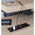 Mehr Effizienz im Büro durch ausgeklügelte Stand- und Ablage-Systeme
